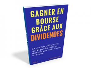 livre gagner en bourse grâce aux dividendes