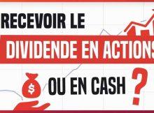 dividende en actions