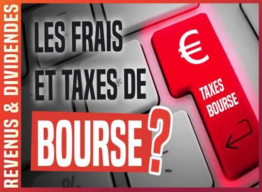 taxe transactions financières bourse