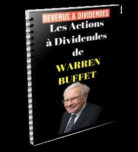 Warren Buffett partage