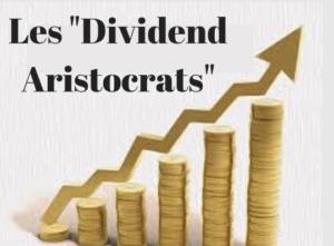Dividend Aristocrats américain USA