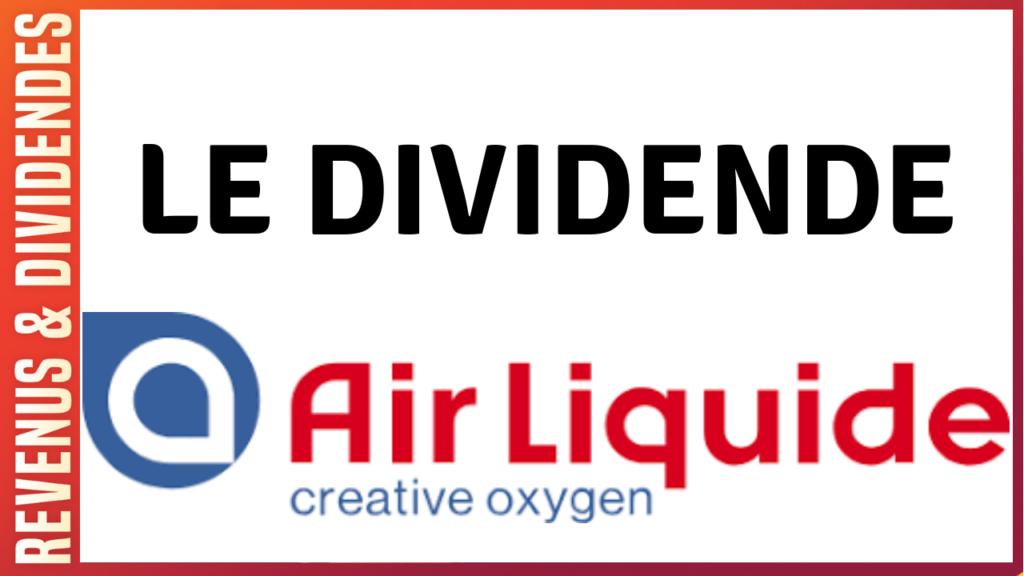 dividende action air liquide 2019 2020
