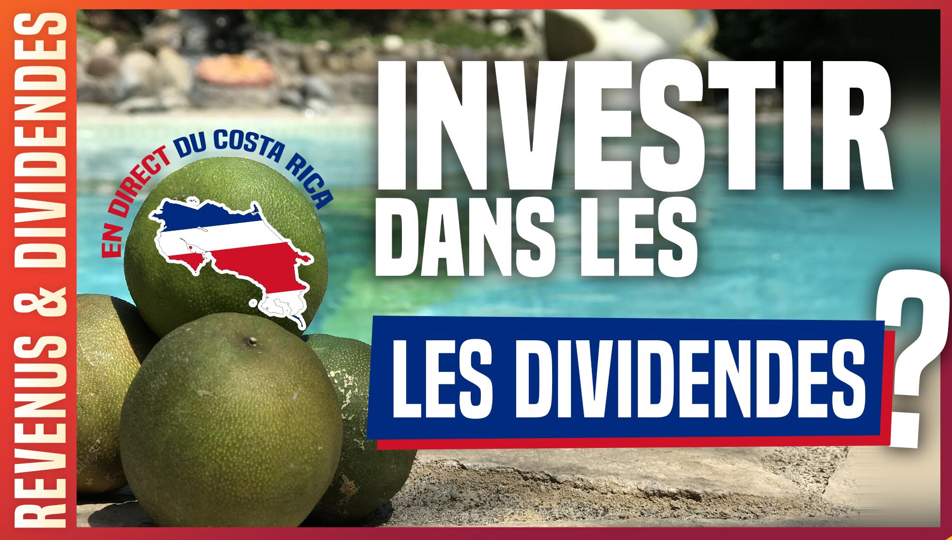 acheter actions dividendes