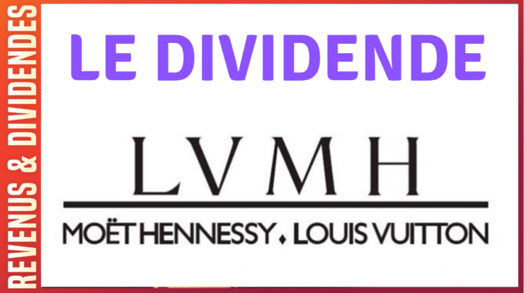 Dividende action bourse LVMH