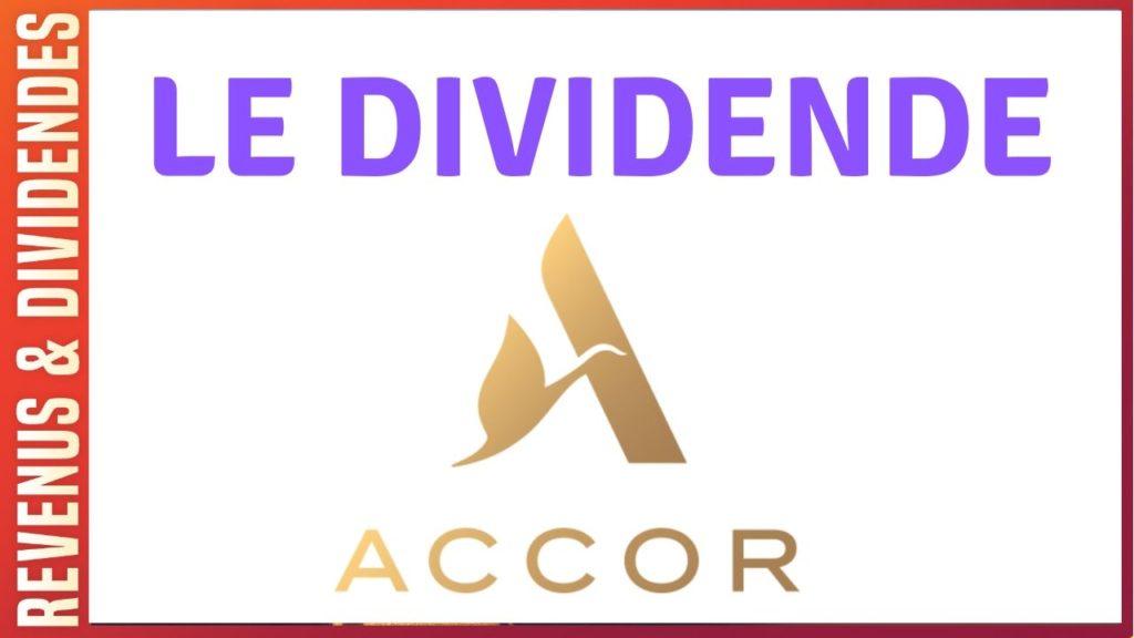 Dividende Accor Hotels