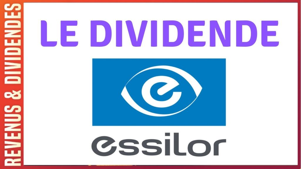 Dividende Essilor action