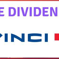 Dividende et rendement Vinci