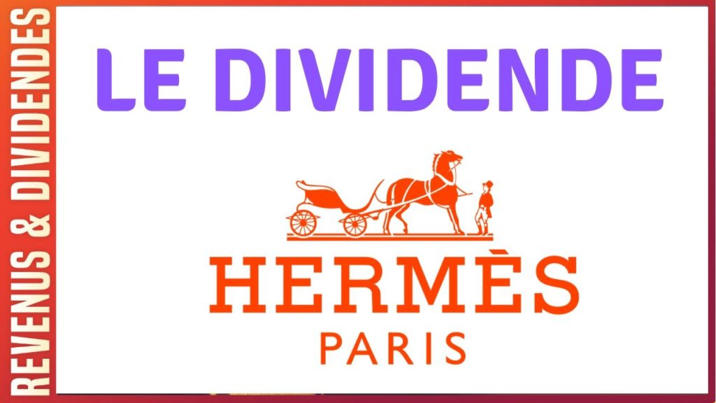 Dividende et rendement de l'action Hermès International