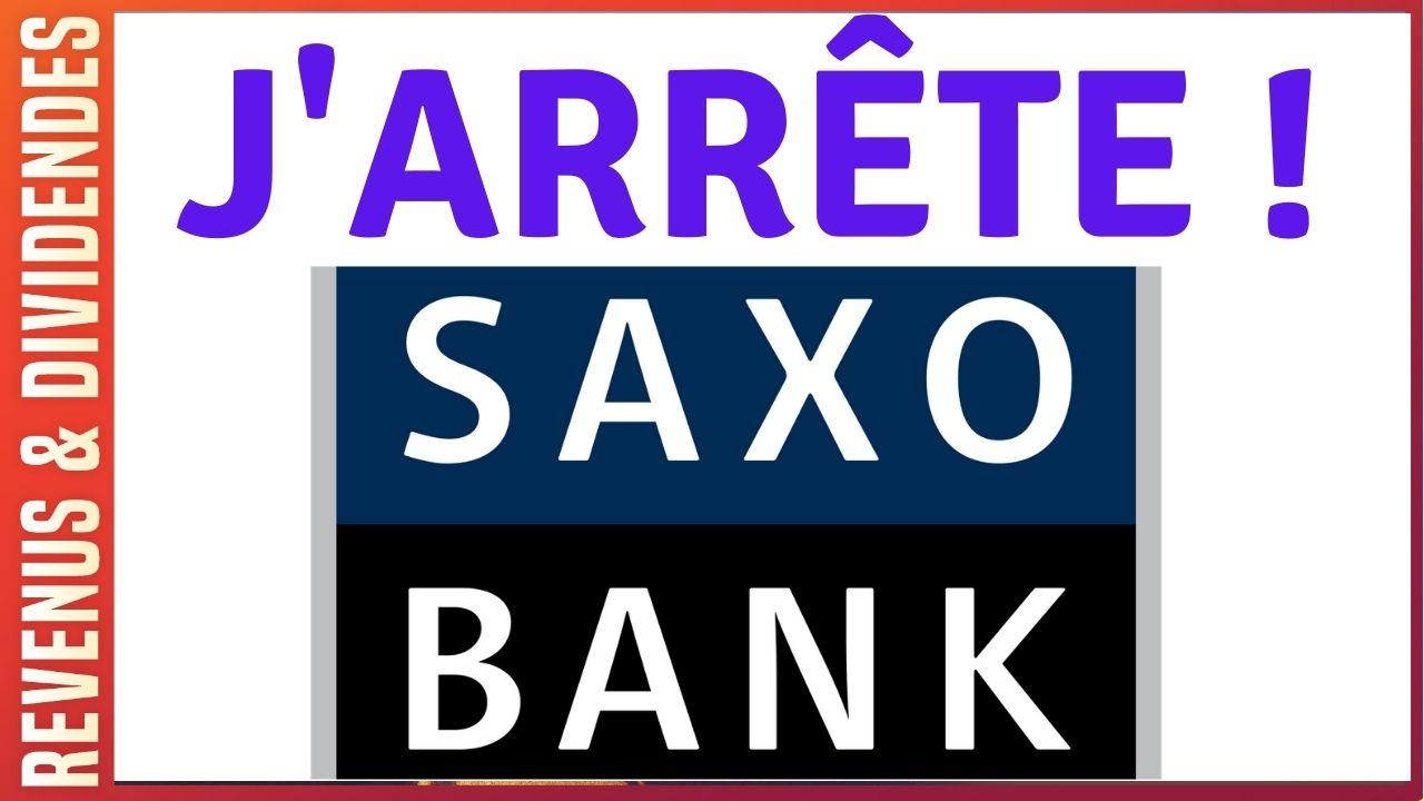 Avis courtier bourse Saxo Banque