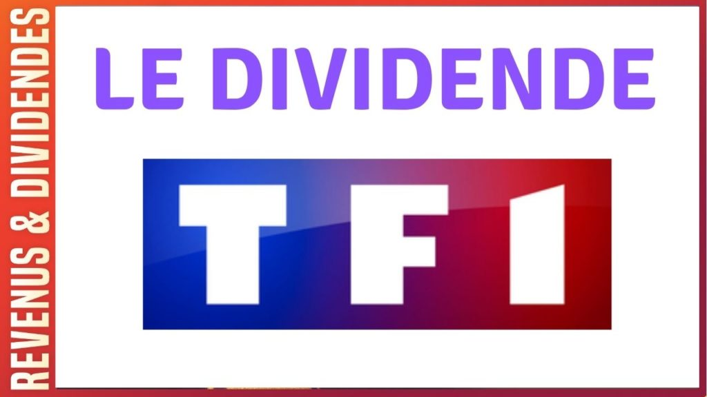 Dividende action TF1 bourse