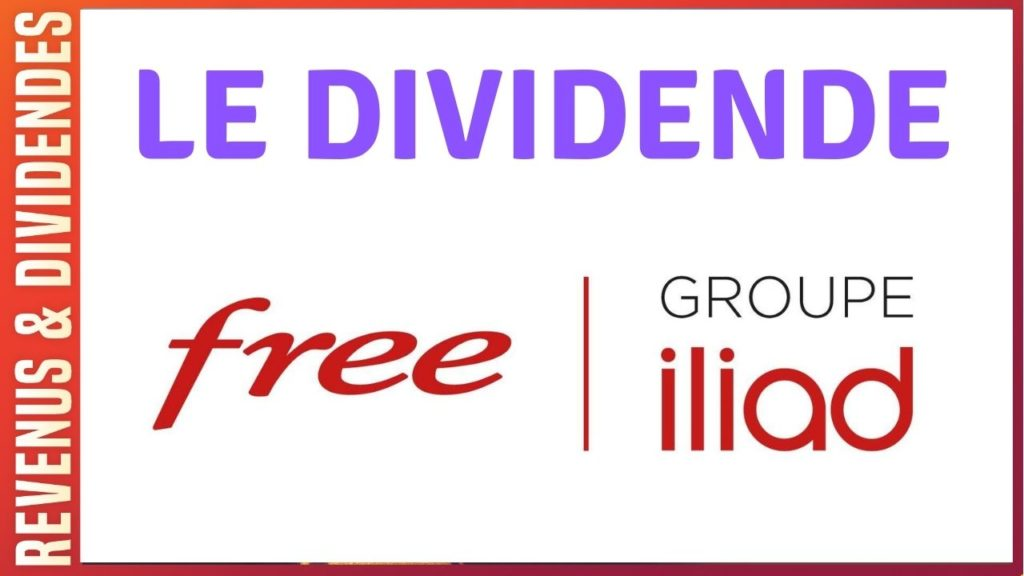 Dividende action Groupe Iliad Free