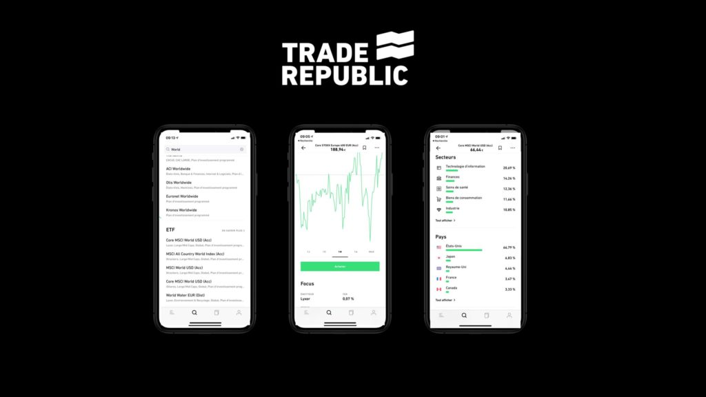 Avis Trade Republic vourtier bourse